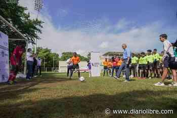 Fedofútbol pondera labor social de la Fundación Grita Gol - Diario Libre