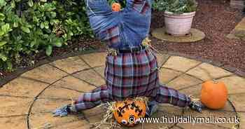 Hessle Scarecrow Trail 2021 - 17 pictures of your spooktacular displays