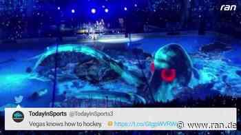 Wahnsinns Kraken-Show! So wird Seattle in der NHL begrüßt - RAN