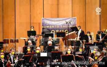 Exigen músicos de la OSUG mejora salarial - El Sol de Irapuato