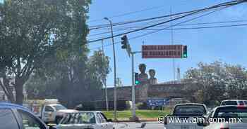 Irapuato: Analizan quitar semáforos en glorieta de Puente de Guadalupe - Periódico AM