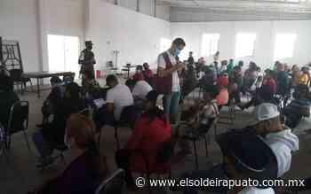 En marcha nueva estrategia de vacunación en Huanímaro - El Sol de Irapuato