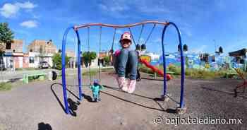 Rehabilitan parque vecinal de Villas de San Cayetano en Irapuato - Telediario Bajio