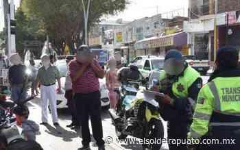 Choque en Calzada Insurgentes deja dos jóvenes heridos - El Sol de Irapuato