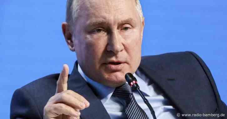 Putin ordnet schärfereCorona-Maßnahmen an