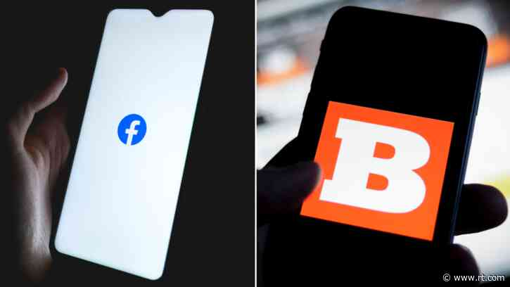 'Get Breitbart out of News Tab': Facebook employees were openly hostile towards reports about BLM by conservative outlets – media
