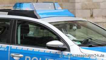 Zwei Raubüberfälle in Rosenheim: Gibt es nur einen Täter?