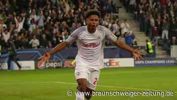 Sportdirektor: Adeyemi spielt Saison in Salzburg zu Ende