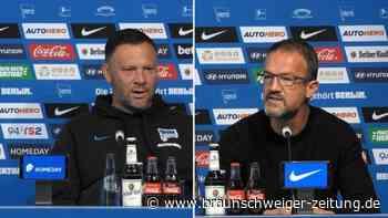 """""""Kein Regionalligist"""": Hertha-Trainer Dardai warnt vor Münster"""