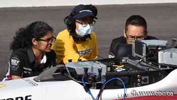 University of Waterloo students race driverless car at Indianapolis Motor Speedway