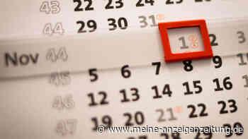 Allerheiligen 2021: In welchen Bundesländern ist der 1. November ein Feiertag?