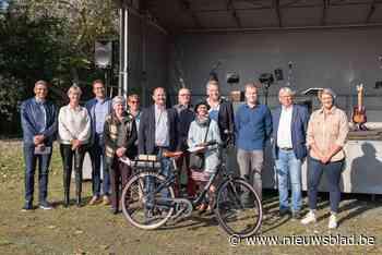 Sarah wint hoofdprijs in fietszoektocht - Het Nieuwsblad