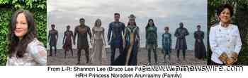 Asian World Film Festival to Open with Marvel's Eternals November 1 in Los Angeles