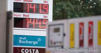 Downing Street responds to rising petrol prices concern