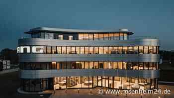 Familienunternehmen zieht in hochmodernes neues Firmengebäude