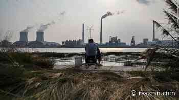 China says it will cut fossil fuel consumption to 20% by 2060