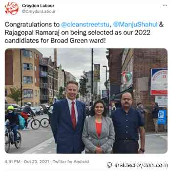 Regina Road scandal sees two more councillors de-selected - Inside Croydon