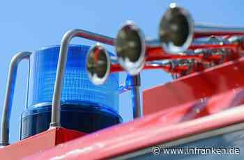 Frontalzusammenstoß bei Dettelbach: Staatsstraße gesperrt