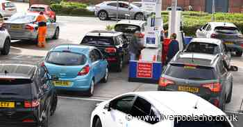 Cheapest and most expensive places for fuel in Liverpool as petrol hits record high