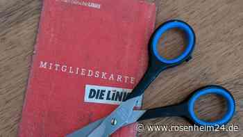 "Wasserburger Stadtrat Chris Peiker verlässt Partei ""Die Linke"""