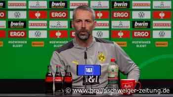 """BVB-Coach Rose warnt: """"Spiel des Lebens"""" für Ingolstadt"""