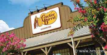 Cracker Barrel Old Country Store makes Hollywood debut with premiere of homestyle favorites in urban city center for first time in brand history