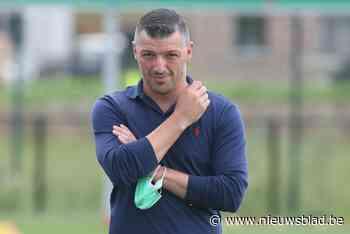 """Angelo Paravizzini (Sassport Boezinge): """"Ik blijf waar ik ben"""""""