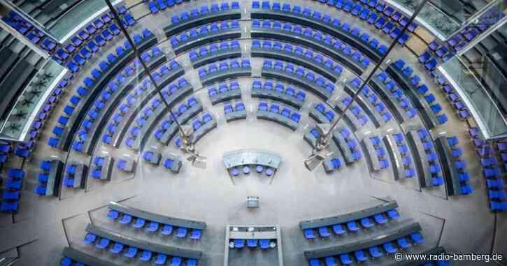 Neuer Bundestag tritt erstmals zusammen