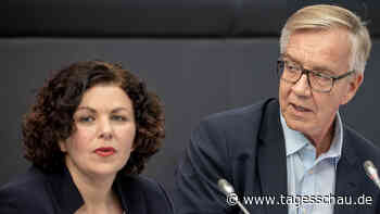 Linke: Mohamed Ali und Bartsch als Fraktionschefs wiedergewählt