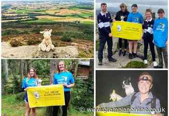 Aberdeenshire young farmers complete Mount Everest fundraising challenge - Grampian Online