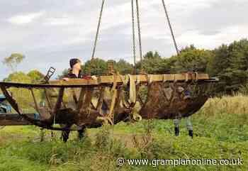 Ambitious bid to rescue a unique Aberdeenshire heritage item progresses - Grampian Online