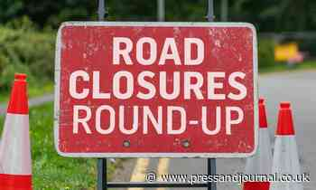 Road closures Aberdeenshire: Up to date list of all roads closed in the area - Press and Journal