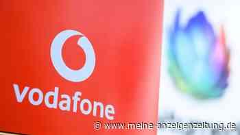 Vodafone-Störungen: Diese Regionen sind von Ausfällen betroffen
