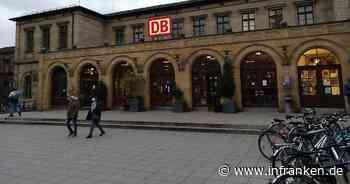 Erlangen: Bewaffneter Raubüberfall bei Hauptbahnhof - Polizei fahndet nach zwei Männern