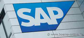 SAP-Aktie: Zurück auf Wachstumskurs