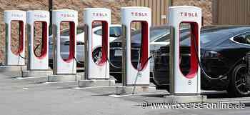 Tesla-Aktie: Großbestellung über 100.000 Fahrzeuge - Aktie legt deutlich zu