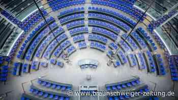 Neuer Bundestag tritt zusammen - Streit zeichnet sich ab