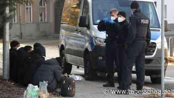 Belarus-Route: Mehr als 4200 illegale Einreisen im Oktober
