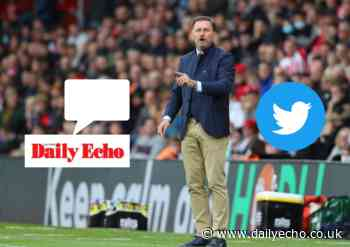 What Southampton supporters are saying about Hasenhuttl