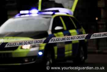Person hit by train in Sutton area