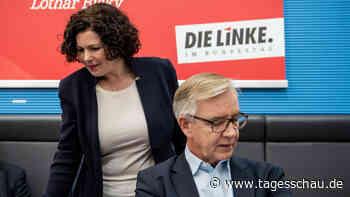 Fraktionsvorsitz der Linken: Alles beim Alten