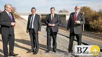 Weddeler Schleife: Bahn und Bund lösen Versprechen verspätet ein