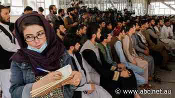 Women 'disappearing' from Afghan media as journalists face Taliban threats and beatings