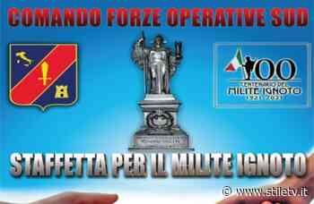 """""""Una Staffetta per il Milite Ignoto"""", manifestazioni a Battipaglia e Salerno - StileTV"""