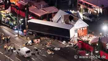 Breitscheidplatz-Anschlag: Ersthelfer erliegt Verletzungen