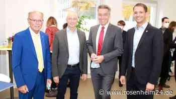 Pflegestützpunkt Rosenheim feierlich eröffnet