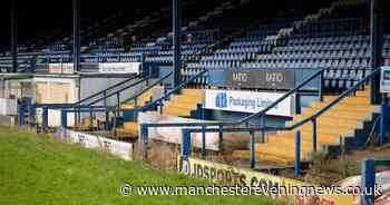 The eerie and unsettling scenes inside abandoned Bury football ground