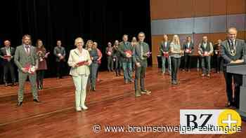 Dank für starken Einsatz in der Braunschweiger Kommunalpolitik