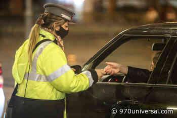 Controles de tránsito en Maldonado: se aplicaron multas y siete espirometrías fueron positivas - 970universal.com