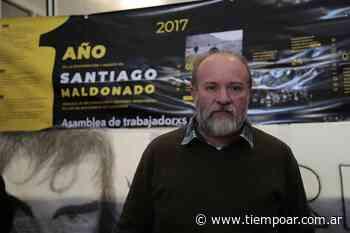 """Sergio Maldonado: """"Hace falta más voluntad política para impulsar la búsqueda de la verdad sobre Santiago """" - Tiempo Argentino"""